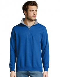 Men`s Sweat Shirt Scott 1/4 Zip