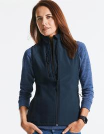 Ladies` Softshell Gilet