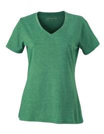 Ladies` Heather T-Shirt
