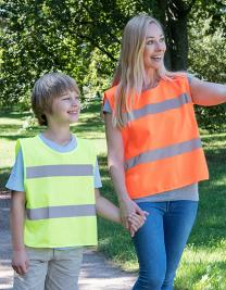 Kids` Safety Poncho EN 1150