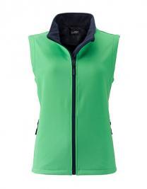Ladies` Promo Softshell Vest